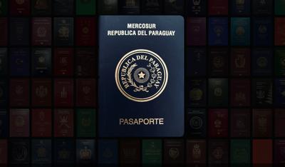 """Pasaporte paraguayo, entre los """"más poderosos"""""""