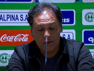 Celso Ayala se fue satisfecho con el trabajo de sus muchachos