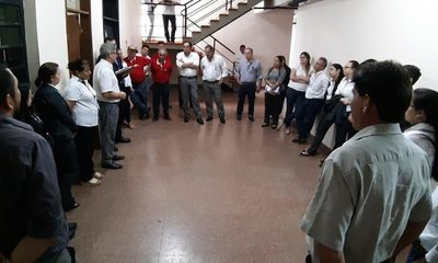 """Funcionarios de la Gobernación en  masiva queja contra """"Salud Protegida"""",  otro hediondo negociado de Vaesken"""