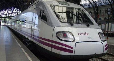 Cancelados 46 trenes en España por huelga coincidente con Semana Santa