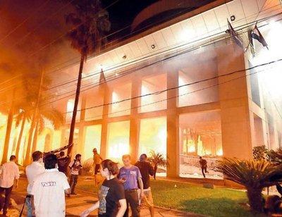 Tribunal para juicio por quema del Congreso
