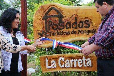 Inauguraron nuevas posadas turísticas en Misiones