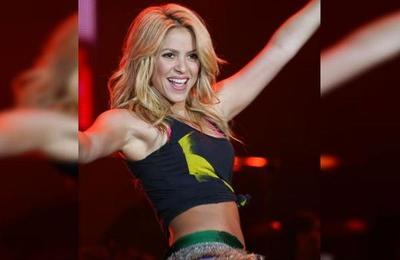 Los crueles comentarios contra Shakira por foto en la que luce celulitis