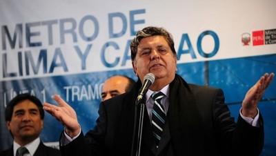 Muere el expresidente Alan García