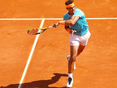 Rafael Nadal debuta con victoria en Montecarlo