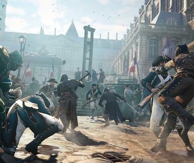 Video juego ayudará a reconstruir Notre Dame