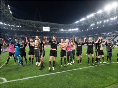 El valor del plantel del Ajax