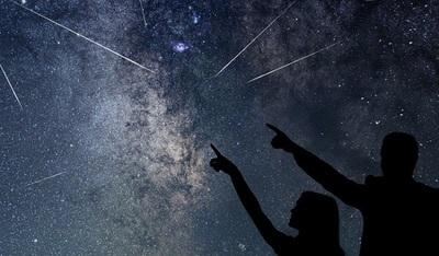 Primera lluvia de estrellas del año se podrá observar en Paraguay