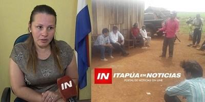 """LLAMATIVA DESAPARICIÓN DE LOS """"DEFENSORES"""" DE DERECHOS DE MAKUTINGA."""