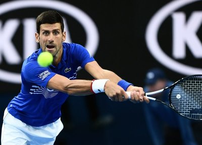 Djokovic avanza a cuartos de final en Montecarlo