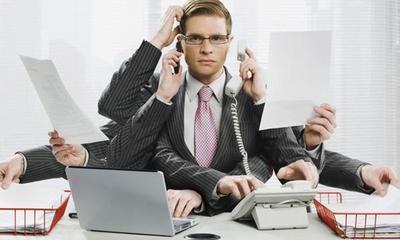 Según el informe del OIT, el 36% de los empleados trabajan en exceso