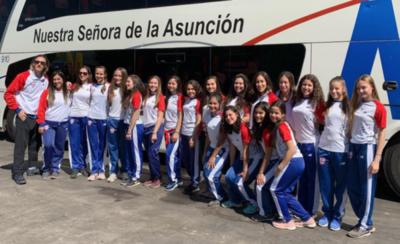 HOY / 228 patinadores paraguayos compiten en Brasil