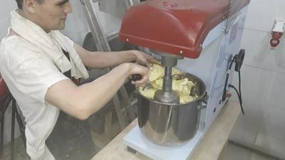 6.000 chipas fueron elaboradas por internos de Tacumbú