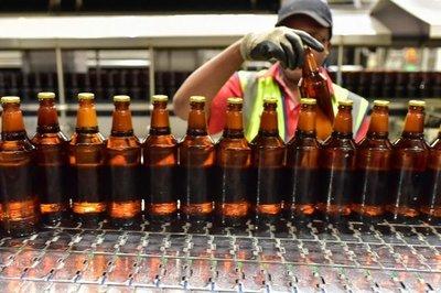 Cerveza, la bebida más vendida en días santos