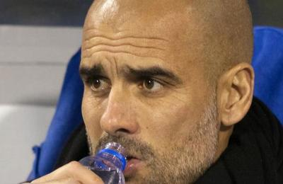 Josep Guardiola: 'No vine aquí para ganar la Champions'