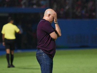 Jubero confirma una sensible baja en Cerro Porteño