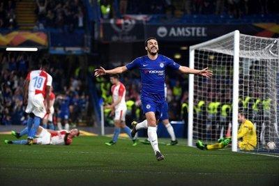 El Chelsea está en semis