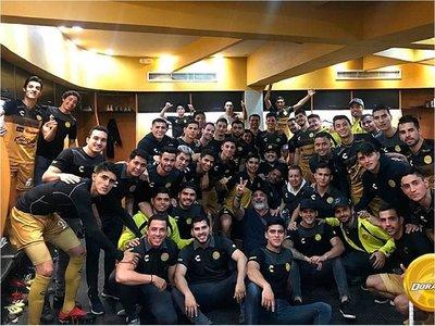 Los Dorados de Maradona vencen a los Cimarrones y se acercan a semifinales