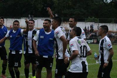 El equipo que busca jugadores para la Copa Paraguay