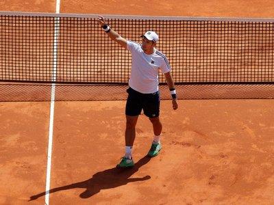Lajovic, primer semifinalista en Montecarlo