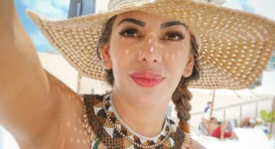 Marly Figueredo Publicó Fotos De Su Viaje En Semana Santa Y Esto Sucedió