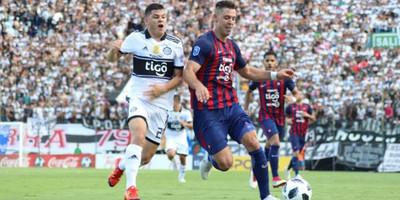 Olimpia-Cerro Porteño, el clásico que puede decantar el Apertura