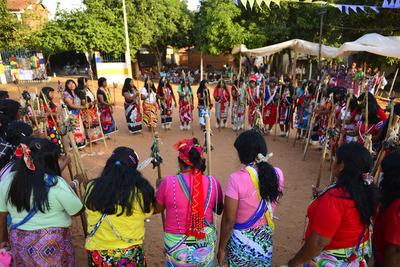 El día del aborigen americano