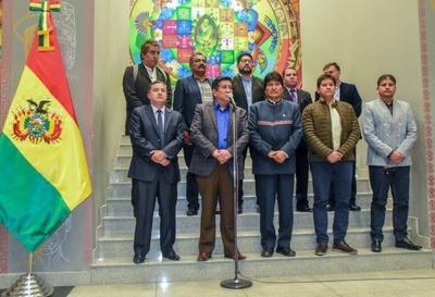 """Bolivia espera """"importantes anuncios"""" sobre Mundial 2030 en reunión de Evo Morales y Macri"""