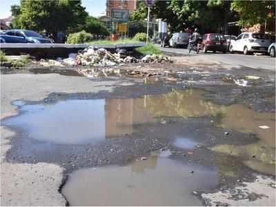 Asunción muestra deterioro  y Ferreiro asume deficiencia