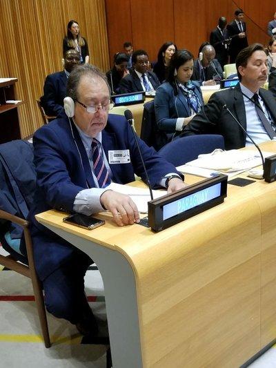 Foro anual sobre Financiamiento para el Desarrollo de las Naciones Unidas