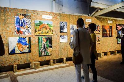 Oxígeno Feria de Arte, una ventana a la creación artística