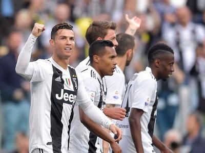 Juventus consigue su octavo título consecutivo