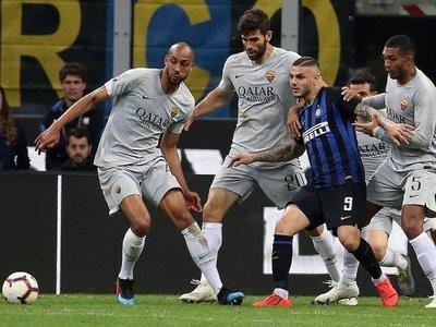 Inter y Roma firman tablas en San Siro