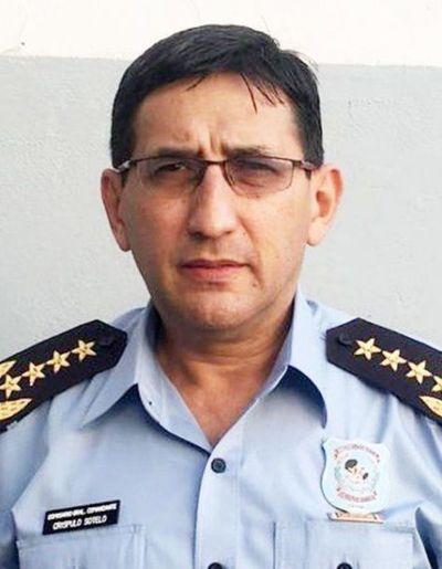 Excomandante de Policía sufrió un infarto