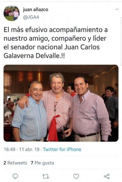 Denuncian por evasión a testaferro de diplomático paraguayo
