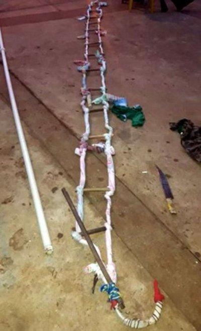 Frustran escape de tres reos en Itapúa
