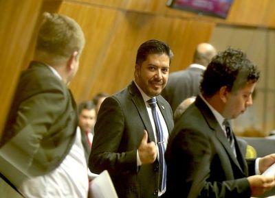 Causa del diputado liberal Carlos Portillo, sin avances en la Justicia