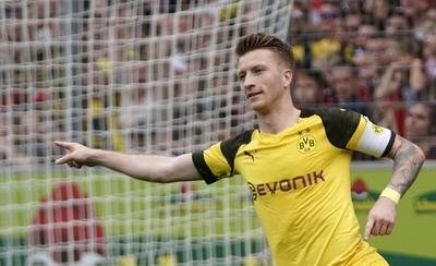 HOY / El Dortmund liderado por Reus mantiene la presión al Bayern