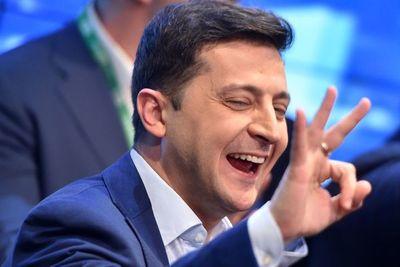 El cómico Zelenski elegido presidente de Ucrania con 73% de votos