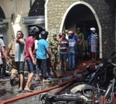 Paraguay condena serie de ataques terroristas en Sri Lanka