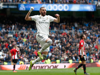 Karim Benzema lidera victoria del Real Madrid
