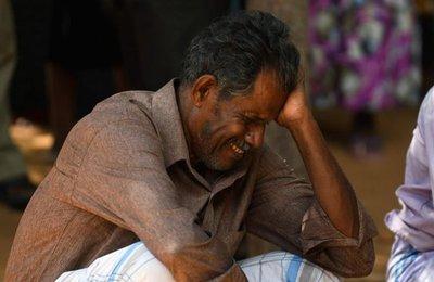 Abdo condena la serie de atentados en Sri Lanka