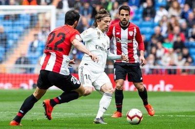 Modric, 300 partidos con el Real Madrid