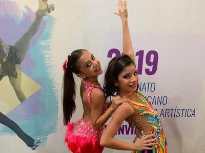 Paraguay goza del 1-2 de Paloma García y Antonella Mujica