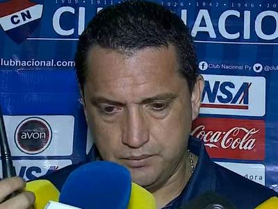 "Aldo Bobadilla: ""Hoy fuimos un Nacional desconocidísimo"""