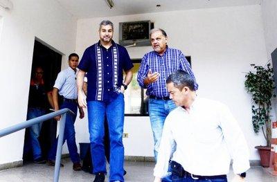 Marito visita hoy CDE, a 13 días de las municipales