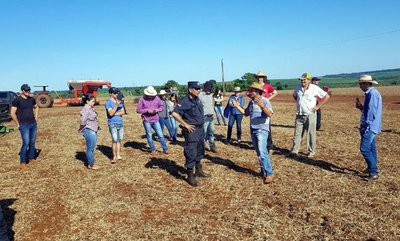 Pese a millonaria donación, el titular del Indert presiona por más tierras