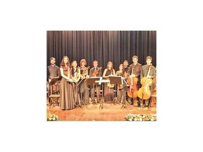 Concierto de la Orquesta de Cámara Juvenil del CCPA