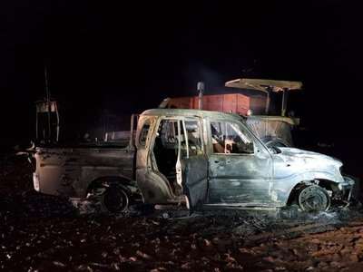 Grupo armado ataca una estancia en Concepción
