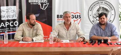 Expo Nacional de Otoño Brangus, y la 15ª. edición del Ternerazo, que se realizarán del 8 al 13 de mayo